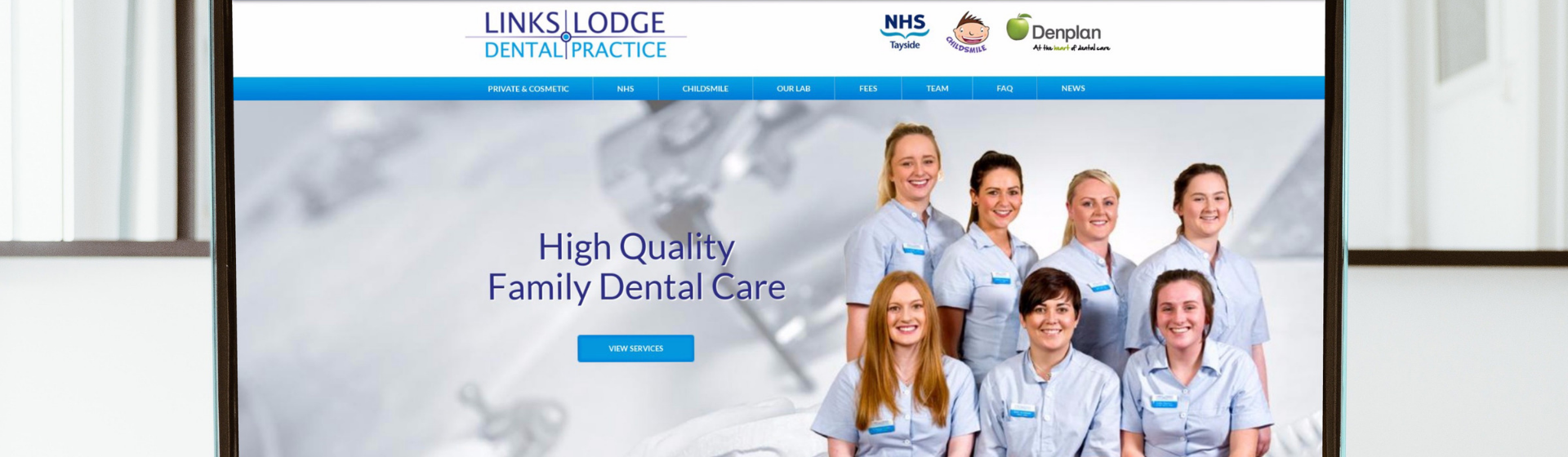 Links Lodge Dental Practice